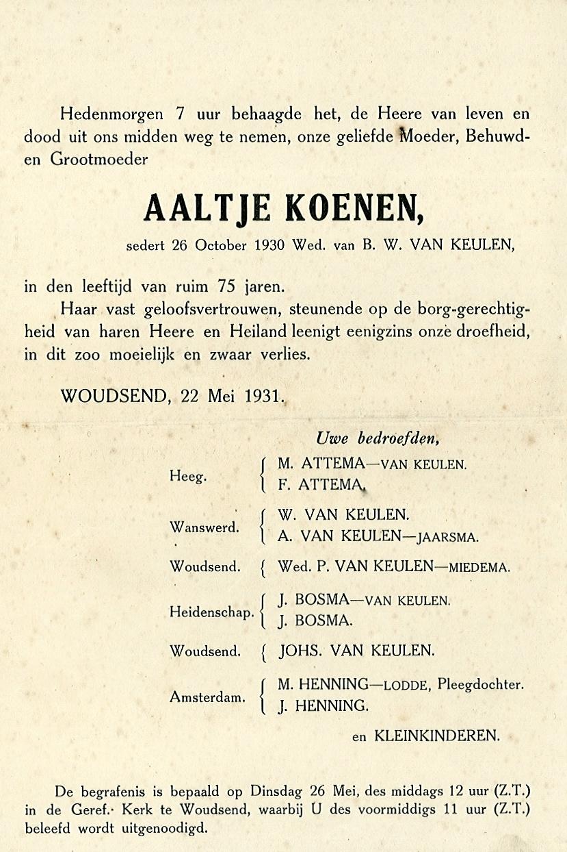 Overlijdenskaartaaltjekoenen1931.jpg