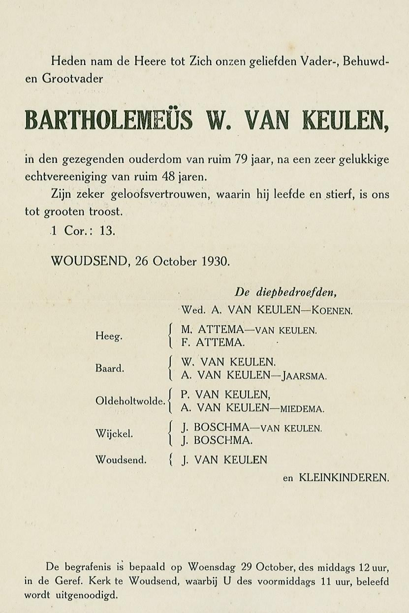 Overlijdenskaartbartholomeusvankeulen1930.jpg
